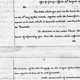 Document, 1789 August 24