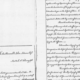 Document, 1786 February 03