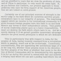 Letter: 1950 February 2
