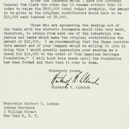 Letter: 1947 February 15