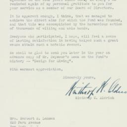 Letter : 1947 July 15