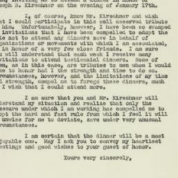 Letter: 1947 September 23