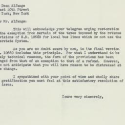Letter: 1956 June 29