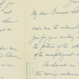 Letter : 1935 June 29
