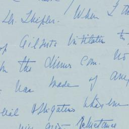 Letter: 1947 May 20