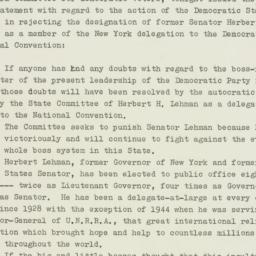 Press Release: 1960 June 16