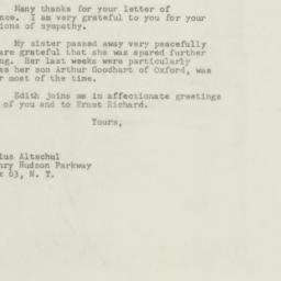 Letter : 1948 July 24
