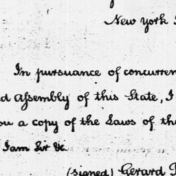 Document, 1790 January 18