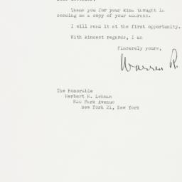 Letter : 1947 April 14
