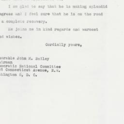 Letter : 1963 February 17