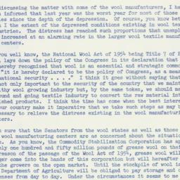 Letter: 1955 January 27