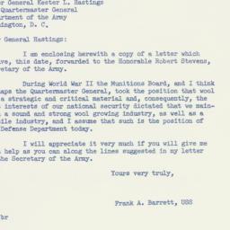 Letter : 1955 January 28