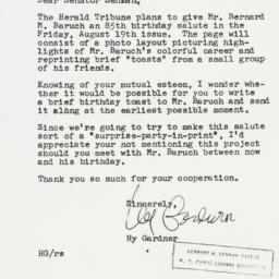 Letter : 1955 July 27