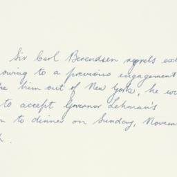 Note : 1947 October 28