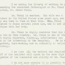 Letter : 1937 February 15