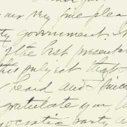 Letter : 1941 October 27