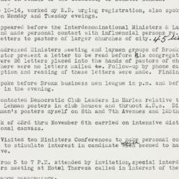 Letter: 1950 November 4