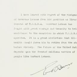 Letter : 1946 March 26