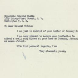 Letter : 1940 January 3