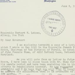 Letter: 1942 June 5
