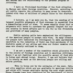 Letter : 1945 November 2