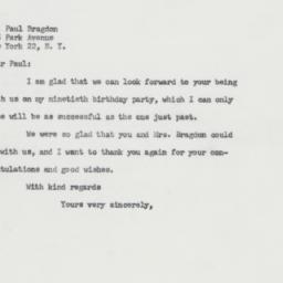 Letter : 1963 April 4