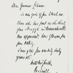 Letter : 1938 April 10