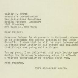 Letter : 1944 September 20