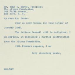 Letter : 1934 January 12