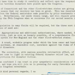 Letter : 1955 November 21