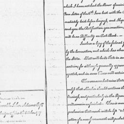 Document, 1787 October 03
