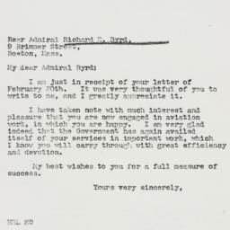 Letter : 1942 February 25