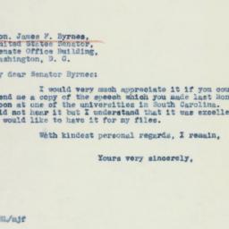 Letter : 1941 June 9