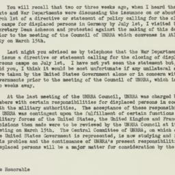 Letter : 1946 February 28