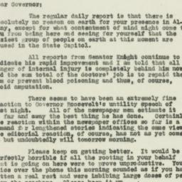 Letter : 1930 April 24