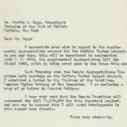 Letter: 1954 July 21