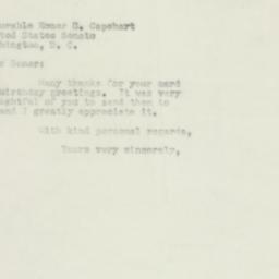 Letter: 1950 April 3
