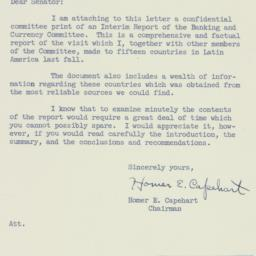 Letter: 1954 March 16