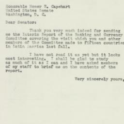 Letter: 1954 April 8