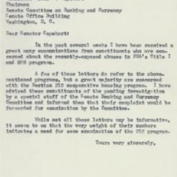 Letter: 1954 June 22