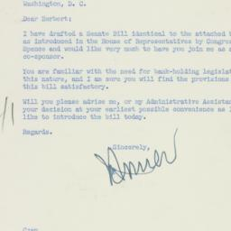 Letter: 1955 January 28