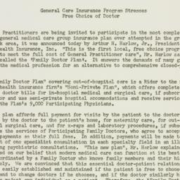 Press release : 1955 April 19