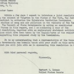 Letter : 1956 January 19