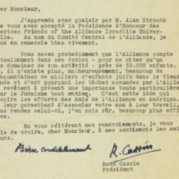Letter: 1948 May 27