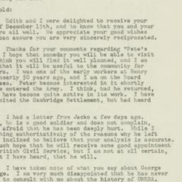 Letter : 1948 December 21