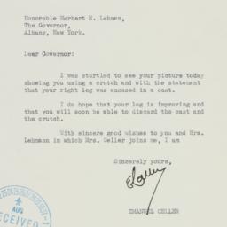 Letter : 1938 August 24