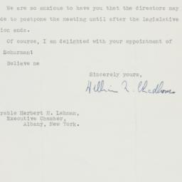 Letter : 1939 December 16