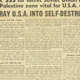 Clipping : 1951 May 1