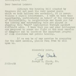 Letter : 1955 August 4