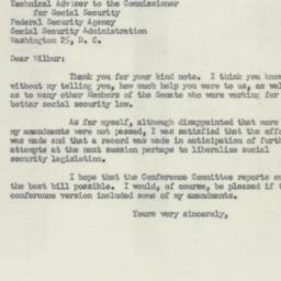 Letter : 1950 June 28